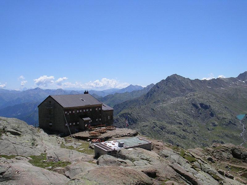 Sommer Teplitzerhütte